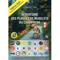 Répertoire LAMBERT des capsules de champagne édition 2016