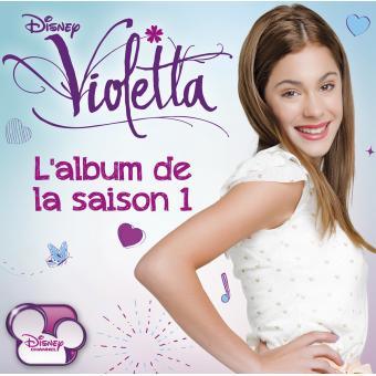 ViolettaVioletta saison 1 - Inclus DVD