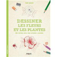 Dessiner les fleurs et les plantes