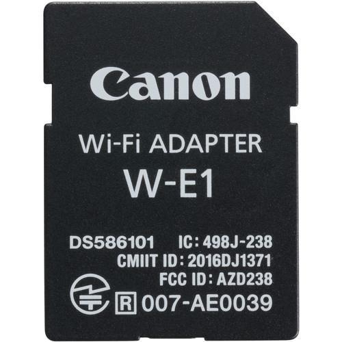 Adaptateur WiFi Canon W E1