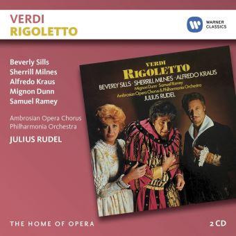 VERDI:RIGOLETTO/2CD