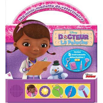 Docteur la peluche ma mini malette de v t rinaire docteur la peluche collectif cartonn - Docteur la peluche malette ...