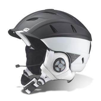 2a460b7cba2354 Casque de ski Julbo Symbios Connect Noir et Blanc L - Accessoire de ...