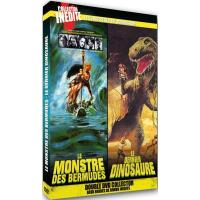 Le monstre des Bermudes + Le dernier dinosaure DVD