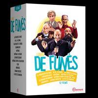 Coffret Louis de Funès 12 films DVD