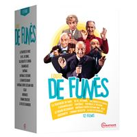 Coffret Louis de Funès 12 films DVD