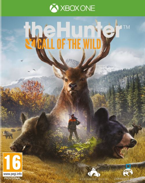 "Résultat de recherche d'images pour ""the hunter call of the wild cover xbox"""