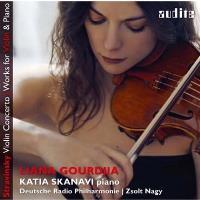 Stravinski : Concerto pour violon Œuvres pour violon et piano