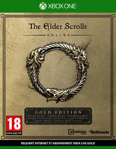The Elder Scrolls Online Gold Edition Xbox One