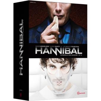 HannibalL'intégrale des Saisons 1 & 2  Edition Spéciale Fnac DVD