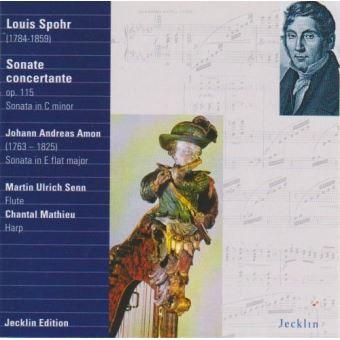 Sonate concertante op 115/sonata in e flat major