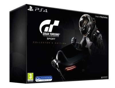 Gran Turismo Sport Edition Collector PS4