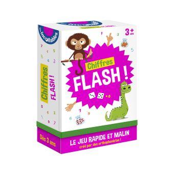 Les incollablesLes incollables - Jeu de chiffres Flash !