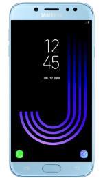 SMSU Smartphone Samsung Galaxy J7 2017 Double SIM 16 Go Bleu/A...