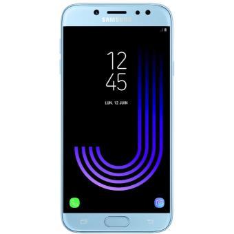 smartphone samsung galaxy j7 2017 double sim 16 go bleu argent smartphone achat prix fnac. Black Bedroom Furniture Sets. Home Design Ideas