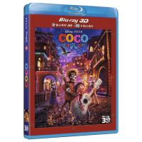 Coco Blu-ray 3D + 2D