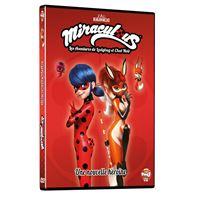 Miraculous LadyBug Volume 8 Une nouvelle Héroïne DVD