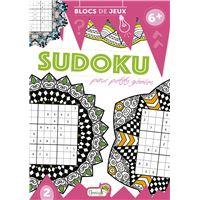 Sudoku pour petits génies