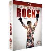 Rocky L'intégrale de la saga Blu-ray
