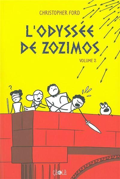 L' Odyssée de Zozimos T. 2