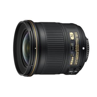 Objectif reflex Nikon AF-S Nikkor 24 mm f/1.8G ED