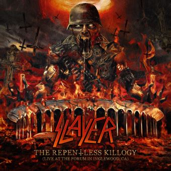 The Repentless Killogy - 2CD