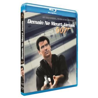 James BondDemain ne meurt jamais Blu-ray