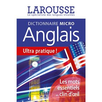 encyclopedie larousse anglais