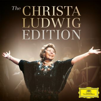 The Christa Ludwig Edition Coffret Digipack Edition limitée