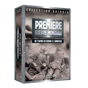 Coffret Première Guerre Mondiale 5 Films DVD