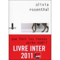 7fbb9e14a6b20 Que font les rennes après Noël ? Que font les rennes après Noël ? Prix du  Livre Inter 2011