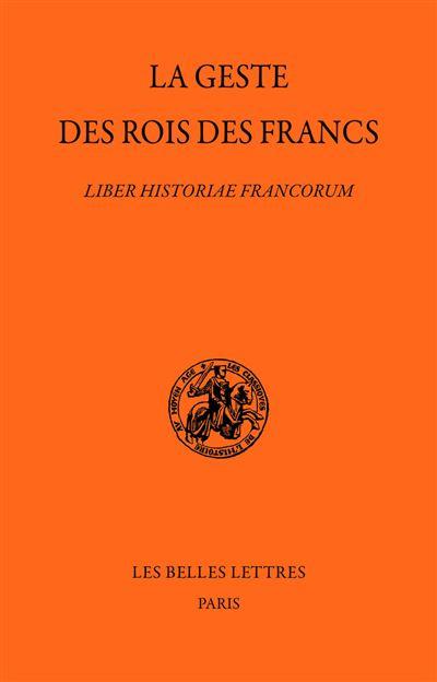 Le geste des rois des Francs