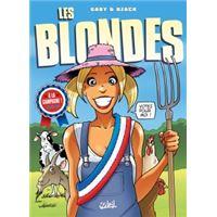 Les Blondes T26 à la campagne