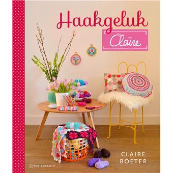 Haken Kleur Buiten Paperback Claire Boeter Boek Alle Boeken