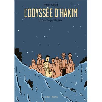 L'Odyssée d'HakimL'Odyssée d'Hakim