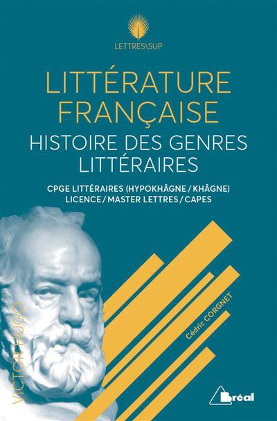 Littérature française - Histoire des genres littéraires