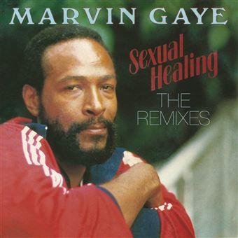 SEXUAL HEALING: THE REMIXES/LP