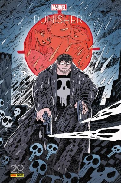 Punisher (Edition 20 ans Panini Comics) - Sale boulot - 9782809467956 - 10,99 €