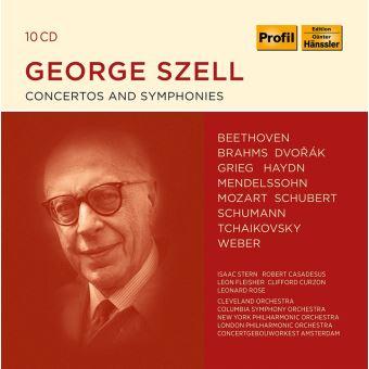 Concertos et symphonies