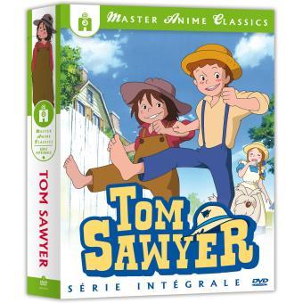 TOM SAWYER-COFFRET INTEGR-7 DVD-FR