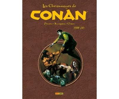 Les chroniques de Conan, 1988