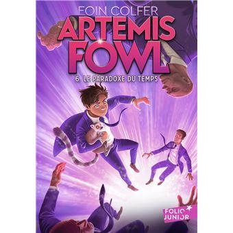 Artemis FowlArtemis Fowl, 6 : Le paradoxe du temps