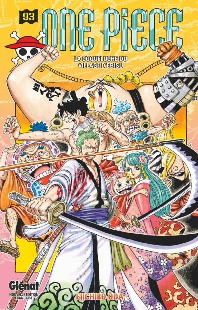 One Piece - Édition originale - Tome 93 - 9782331046872 - 4,99 €
