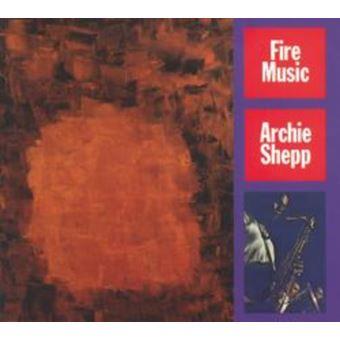 Fire Music - LP 12''