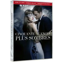 Cinquante nuances plus sombres DVD