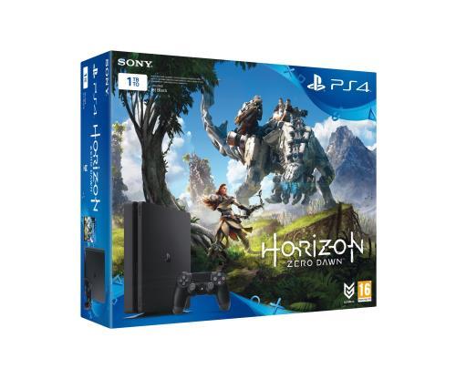 Pack PS4 1 To Horizon Zero Dawn PlayStation Plus Abonnement 3 Mois