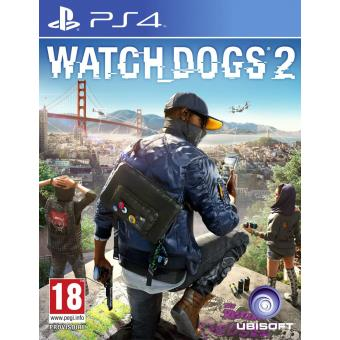 WATCH DOGS 2 MIX PS4