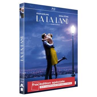 La La Land Edition spéciale Fnac Blu-ray