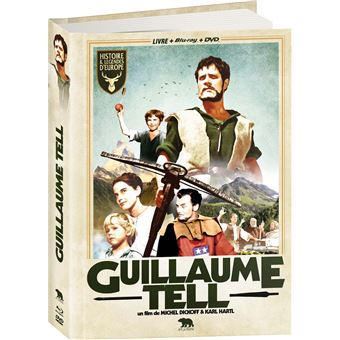 Guillaume Tell Combo Blu-ray DVD