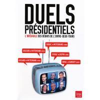 Duels Présidentiels - L'intégrale des débats de l'entre-deux-tours - Coffret 3 DVD